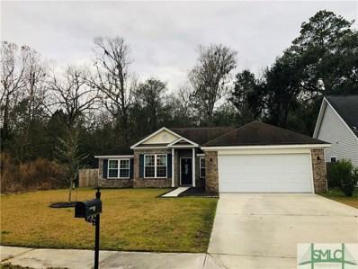 144 Fontenot Drive, Savannah, GA 31405 - #: 201159