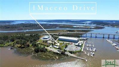 1 MacCeo Drive, Savannah, GA 31410 - #: 220470