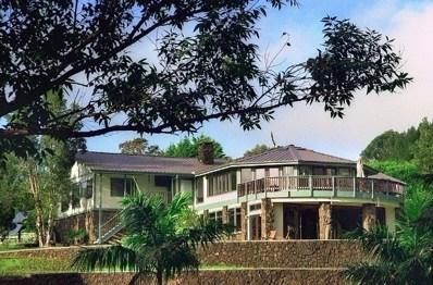 Kahana Country Cottages #1 UNIT 1, Honokaa, HI 96727 - #: 602102