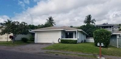 Kamani Trees #68A UNIT 68A, Kailua-kona, HI 96740 - #: 621063
