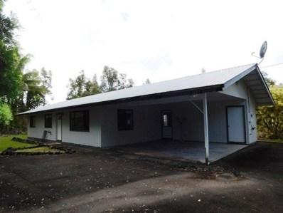 14-731 Seaview Rd, Pahoa, HI 96778 - #: 633871