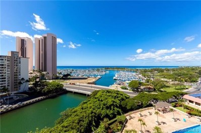 Ala Moana Boulevard UNIT 1411, Honolulu, HI 96815 - #: 201805765