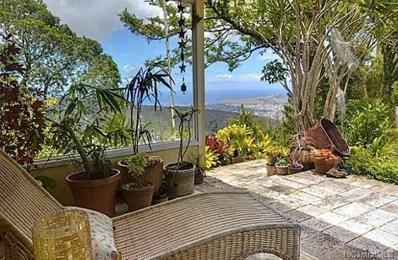 Round Top Drive, Honolulu, HI 96822 - #: 201807252