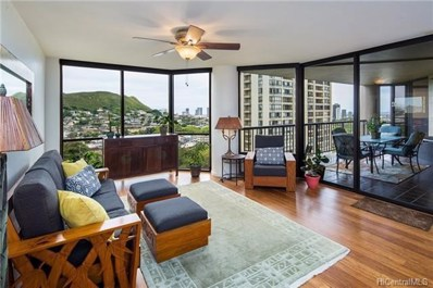 S Judd Street UNIT 14A, Honolulu, HI 96817 - #: 201812013