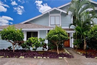98-1697 Kaahumanu Street UNIT B, Pearl City, HI 96701 - #: 201815535