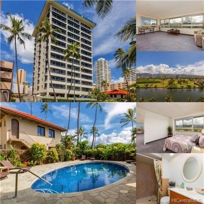 Ala Wai Boulevard UNIT 1004, Honolulu, HI 96815 - #: 201816347