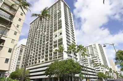 Ala Wai Boulevard UNIT 903, Honolulu, HI 96815 - #: 201817567