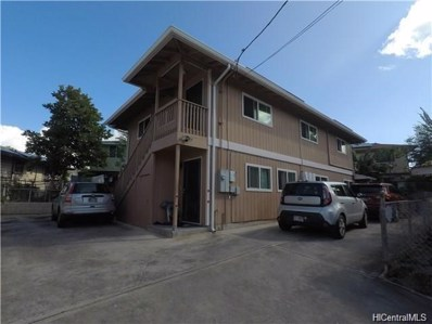 Auld Lane UNIT B, Honolulu, HI 96817 - #: 201818727