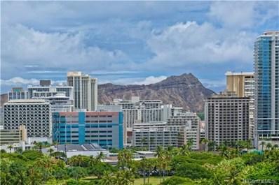 Ala Moana Boulevard UNIT 1410, Honolulu, HI 96815 - #: 201821508
