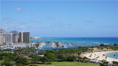 Ala Moana Boulevard UNIT 1904, Honolulu, HI 96814 - #: 201821708