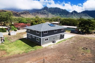 86-309 Puuhulu Place, Waianae, HI 96792 - #: 201824513