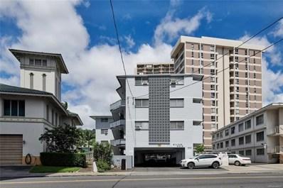Wilder Avenue UNIT 306, Honolulu, HI 96822 - #: 201825037