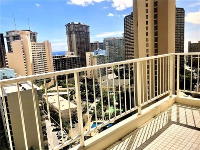 Hobron Lane UNIT 2111, Honolulu, HI 96815 - #: 201825096