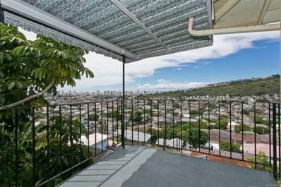 1551A Mokuna Place, Honolulu, HI 96816 - #: 201827841