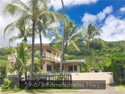 59-672 Kamehameha Highway, Haleiwa, HI 96712 - #: 201828368