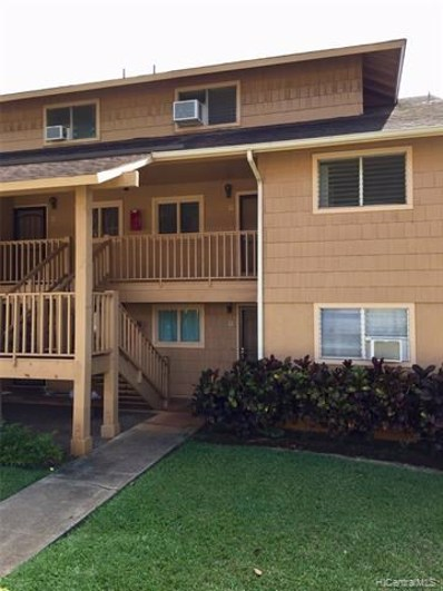 98-1371 Koaheahe Place UNIT 71, Pearl City, HI 96782 - #: 201829365