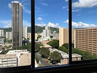 Kanunu Street UNIT 1421, Honolulu, HI 96814 - #: 201829926