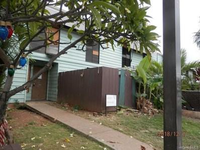 87-145 Helelua Street Unit 5, Waianae, HI 96792 - #: 201829983