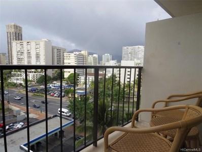 Kalakaua Avenue UNIT 604, Honolulu, HI 96815 - #: 201831113