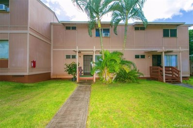 98-1352 Nola Street UNIT G, Pearl City, HI 96782 - #: 201831271