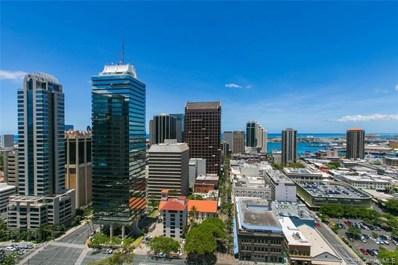 S Kukui Street UNIT D2702, Honolulu, HI 96813 - #: 201900827