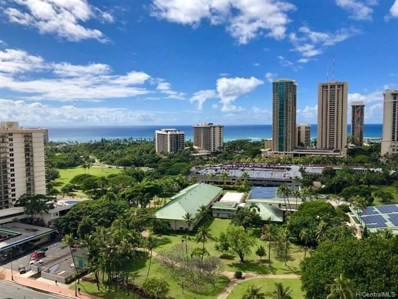 Keoniana Street UNIT 112, Honolulu, HI 96815 - #: 201903744