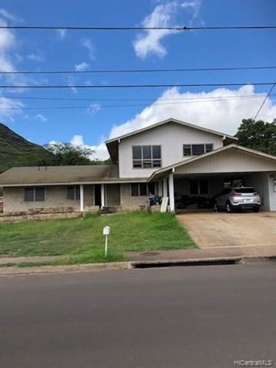 89-148 Pililaau Avenue, Waianae, HI 96792 - #: 201914577