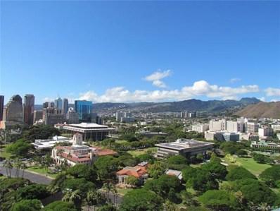 South Street UNIT 2606, Honolulu, HI 96813 - #: 201917312