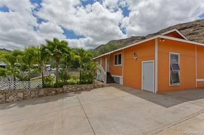 89-1085 Pikaiolena Street, Waianae, HI 96792 - #: 202017513