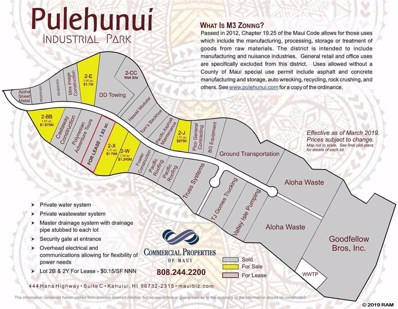 Off Mokulele, Puunene, HI 96784 - #: 372373