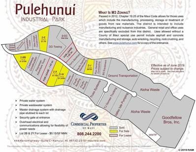 Off Mokulele, Puunene, HI 96784 - #: 372403