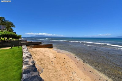 3543 Lower Honoapiilani UNIT J104, Lahaina, HI 96761 - #: 377866