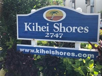 2747 S Kihei UNIT H108, Kihei, HI 96753 - #: 385201