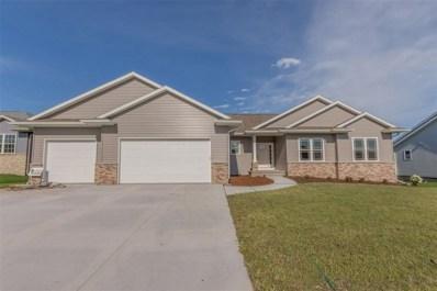 515 Prairie Hill Drive, Atkins, IA 52206 - #: 1805159