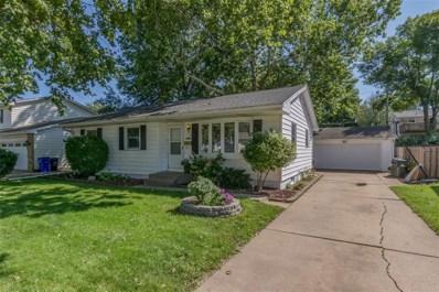3021 Ravenwood Terrace NW, Cedar Rapids, IA 52405 - #: 1805726