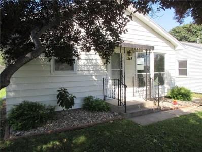 1348 22nd Avenue SW, Cedar Rapids, IA 52404 - #: 1806538