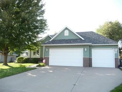 1419 Chamberlain Drive, Iowa City, IA 52240 - #: 1806543