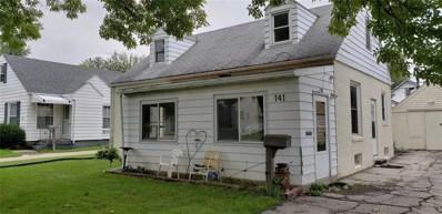 141 18th Street SW, Cedar Rapids, IA 52404 - #: 1806648