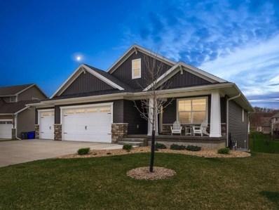 3912 Oak Ridge Drive SE, Cedar Rapids, IA 52403 - #: 1902827
