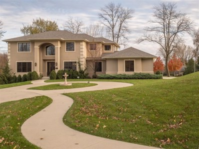 6606 Cottage Hill Court NE, Cedar Rapids, IA 52411 - #: 1903268