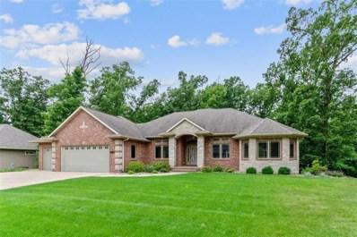 4715 Keystone Ridge SE, Cedar Rapids, IA 52403 - #: 1904818