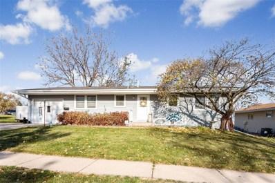 5208 Spencer Drive SW, Cedar Rapids, IA 52404 - #: 1908166