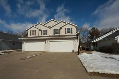 608 Broderick Drive NE, Cedar Rapids, IA 52402 - #: 2001421
