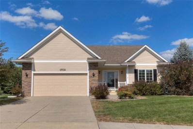 1709 NE Lowell Court, Ankeny, IA 50021 - #: 569325