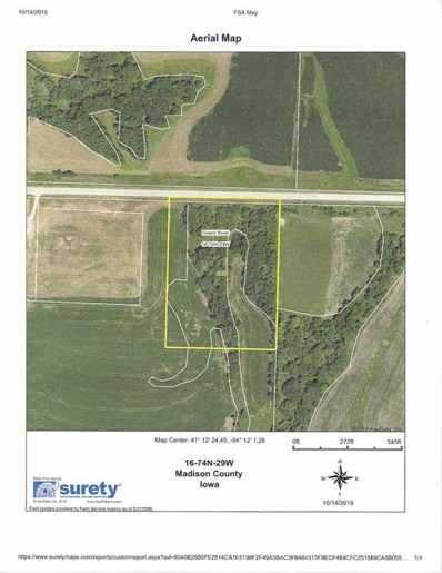 Parcel Deer Run Highway, Macksburg, IA 50155 - #: 593736