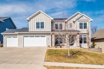 1266 Eagle Pl, Iowa City, IA 52246 - #: 202001965