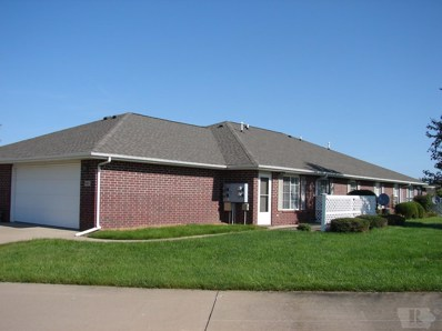 1807 E Parkview Lane, Mount Pleasant, IA 52641 - #: 20171489