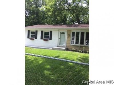 713 Diane Ct, Springfield, IL 62702 - #: 180494