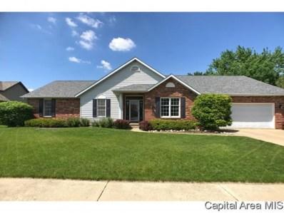 2625 Cedar Pond Drive, Springfield, IL 62702 - #: 183066