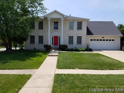4000 Southwoods Rd., Springfield, IL 62711 - #: 183215
